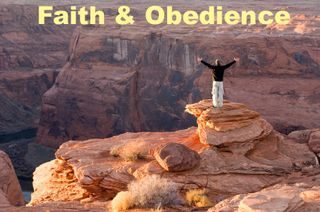faith and obedience
