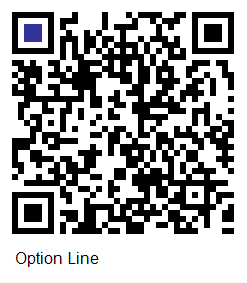 Option Line QR Code