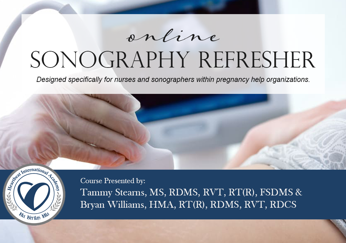 sonography refresher