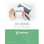 201 Ways to Say Thanks Digital Download